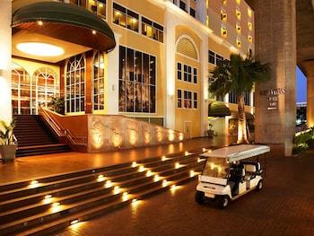 在曼谷的娜纱维加斯酒店照片