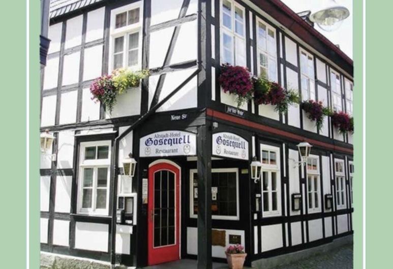 Altstadt Hotel Gosequell, Goslar