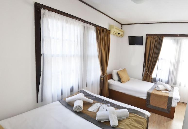Konak Hotel Kaleici, Antalya, Second Floor Double or Twin Room, Gjesterom