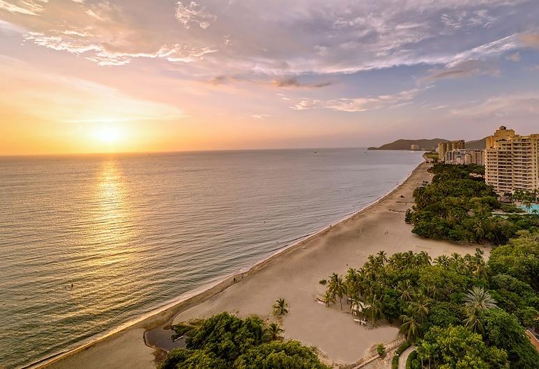 Irotama Resort, Santa Marta, Pantai