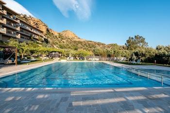 Selline näeb välja Villa Maxine Hotel, Agios Vasileios