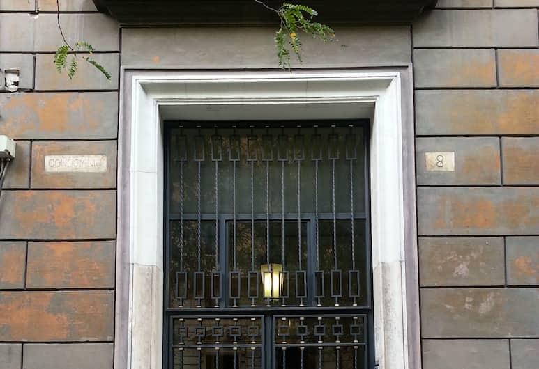 B&B City Mood, Rome, Hotel Front