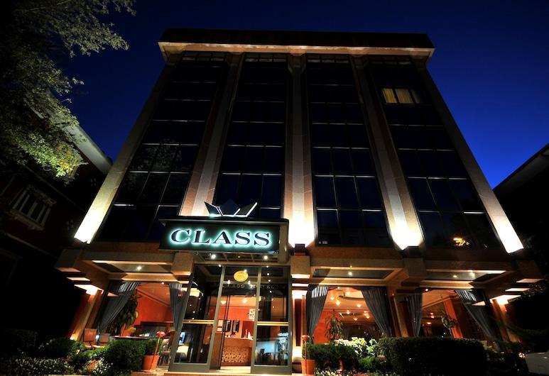 Class Hotel, Ankara, Hotel Front – Evening/Night
