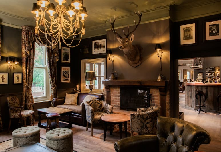 The White Buck, Ringwood, Lobby Sitting Area