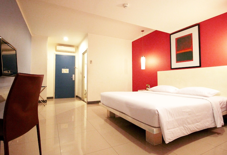 The Plaza Hotel Glodok, Jakarta, Superior Room, 1 Double Bed, Guest Room
