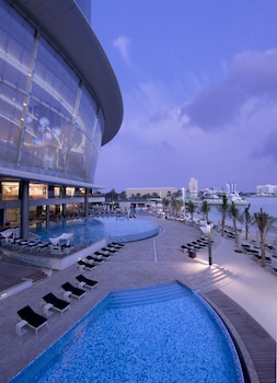 Foto di Jumeirah At Etihad Towers ad Abu Dhabi