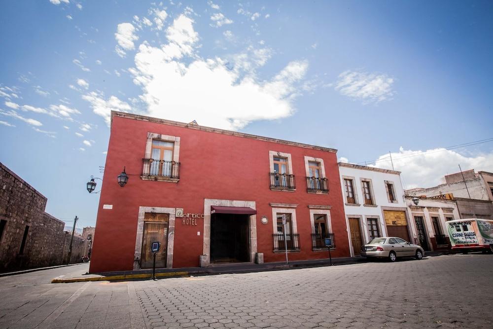 Portico Hotel Cultural, Morelia