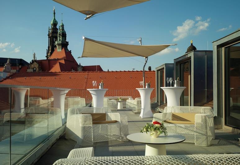 斯洛斯德斯登特級酒店, 德勒斯登, 陽台