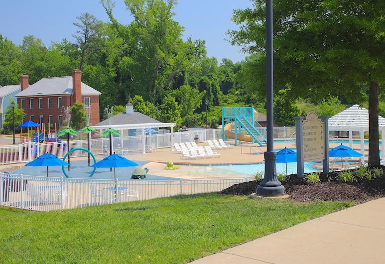 Parkside Resort By Kees Vacations, Williamsburg, Grill- och picknickområde