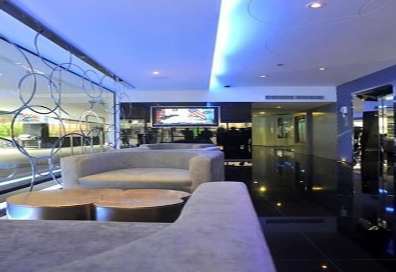 Best Western Plus At 20 Sukhumvit, Bankokas, Poilsio zona vestibiulyje