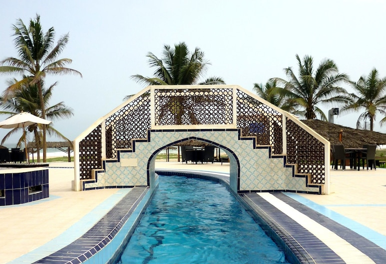 Haffa House, Salalah, Outdoor Pool
