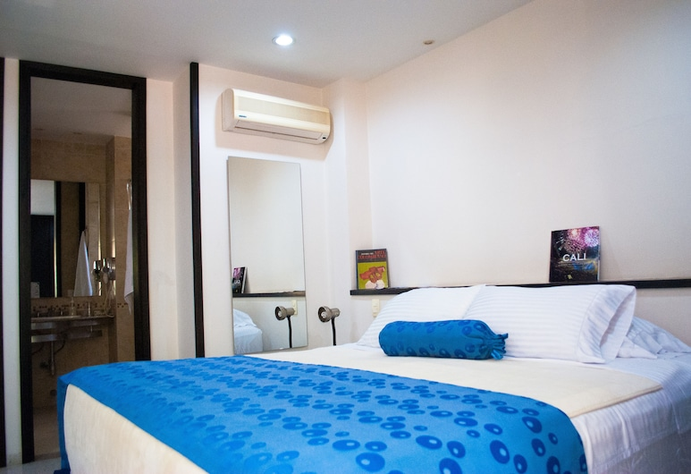Hotel Casa Santa Monica Norte, קאלי, חדר סופריור זוגי, חדר אורחים