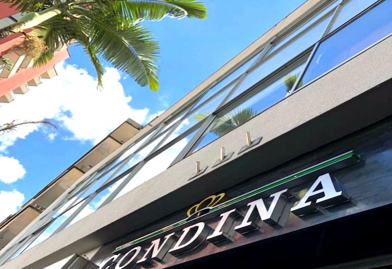 Hotel Condina, Pereira, Hotellets front