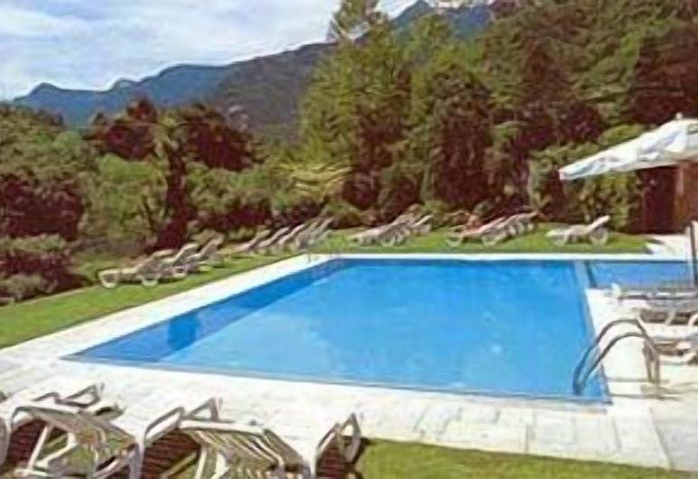 Hotel Aurora, Chiavenna, Vanjski bazen