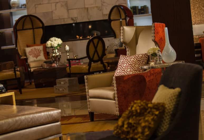 Renaissance Baton Rouge Hotel, Baton Rouge, Priestory na sedenie v hale