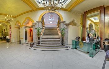 Foto Hotel La Alhondiga di Puebla