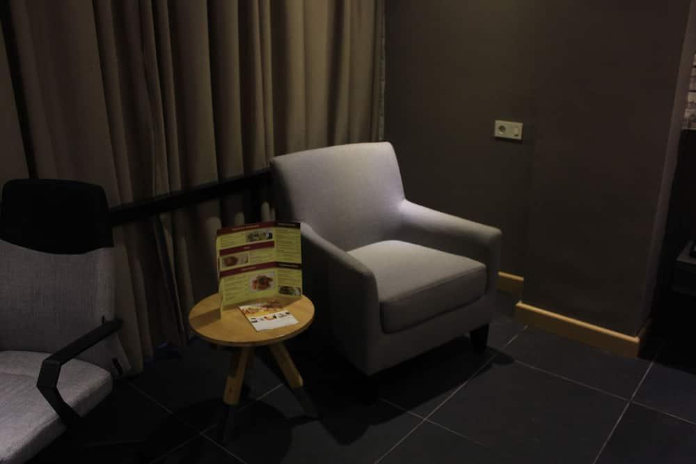 Habitación Deluxe (Superior Twin) - Sala de estar