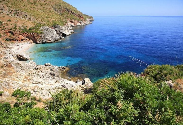 La Chiusa Case Vacanze, Castellammare del Golfo, Pláž