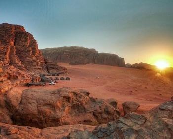 Gambar Beyond Wadi Rum Camp di Wadi Rum