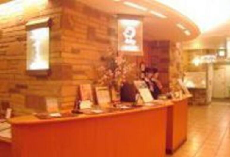 R&B Hotel Higashi Nihonbashi, Токио, Стойка регистрации