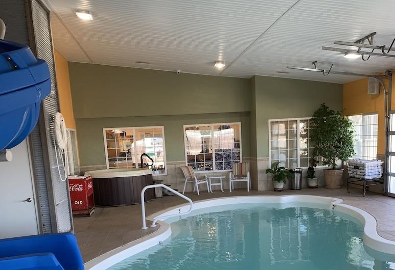 Lake House Hotel, Osage Beach, Piscina cubierta