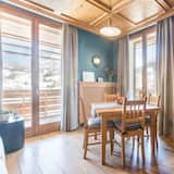 Apartmán, balkón (Cristallo View) - Obývacie priestory