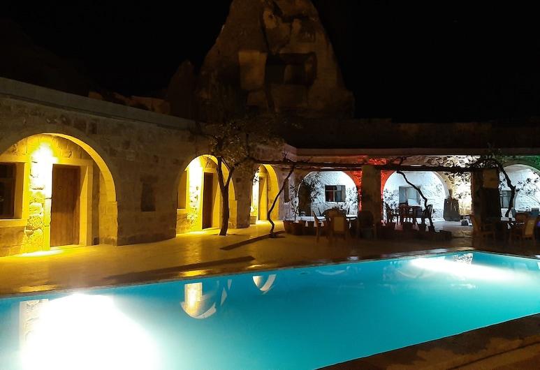 Seven Rock Cave Hotel, Nevsehir, Habitación estándar, Vista de la habitación