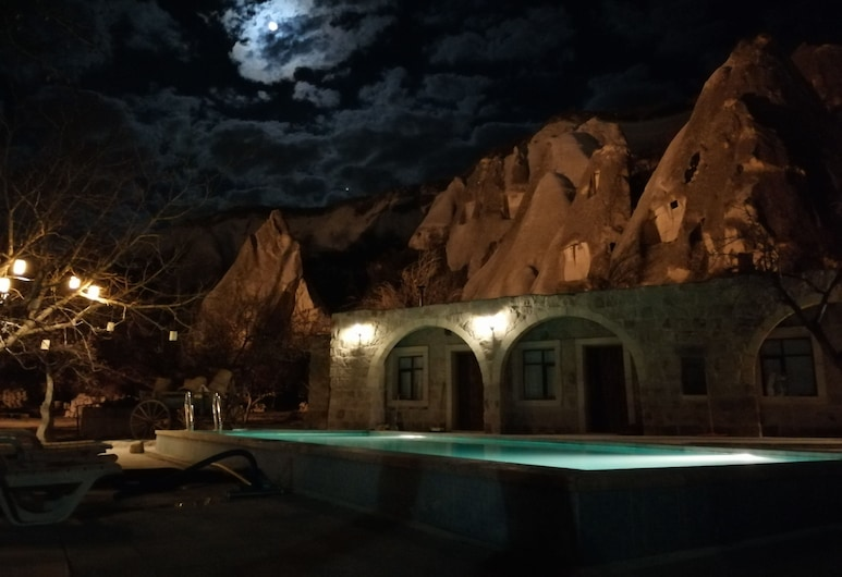 Seven Rock Cave Hotel, Nevsehir, Exterior