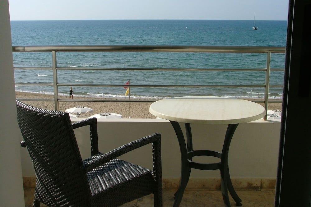 Süit, Deniz Manzaralı - Balkon