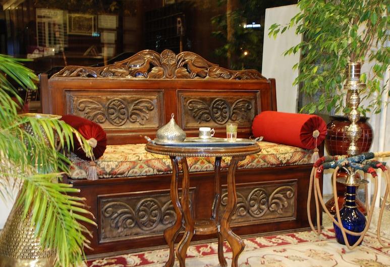 Hotel Mithat, Анкара, Фойє