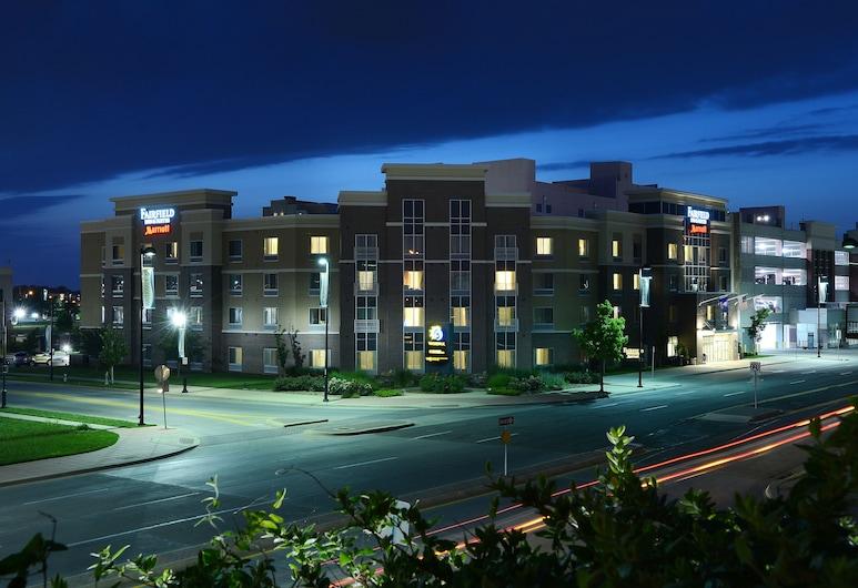 Fairfield Inn & Suites by Marriott Wichita Downtown, Wichita, Rom, 2 queensize-senger, ikke-røyk, Gjesterom