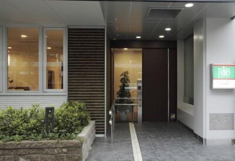 R&B ホテル蒲田東口, 大田区, 施設の敷地