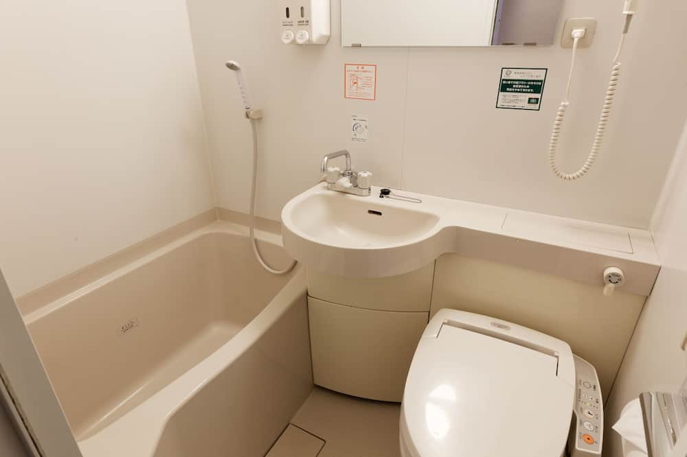 Single Room, Non Smoking - Bathroom