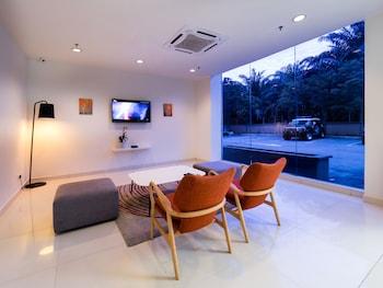 Φωτογραφία του Tune Hotel KLIA Aeropolis (Airport Hotel), Σεπάνγκ