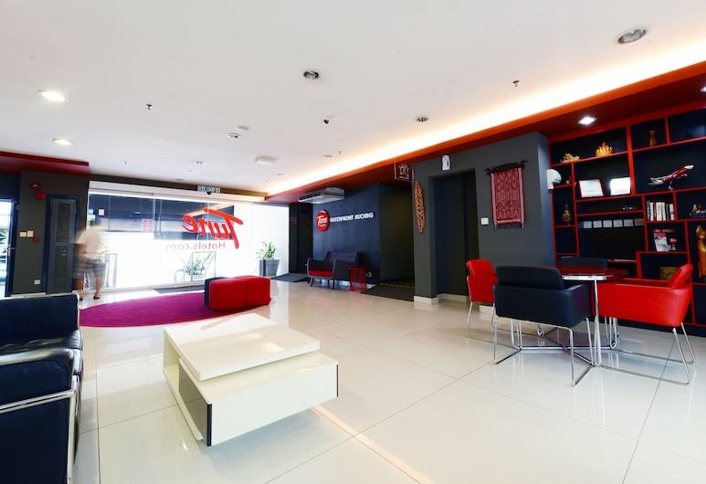 Tune Hotel - Waterfront Kuching, Κουτσίνγκ, Λόμπι