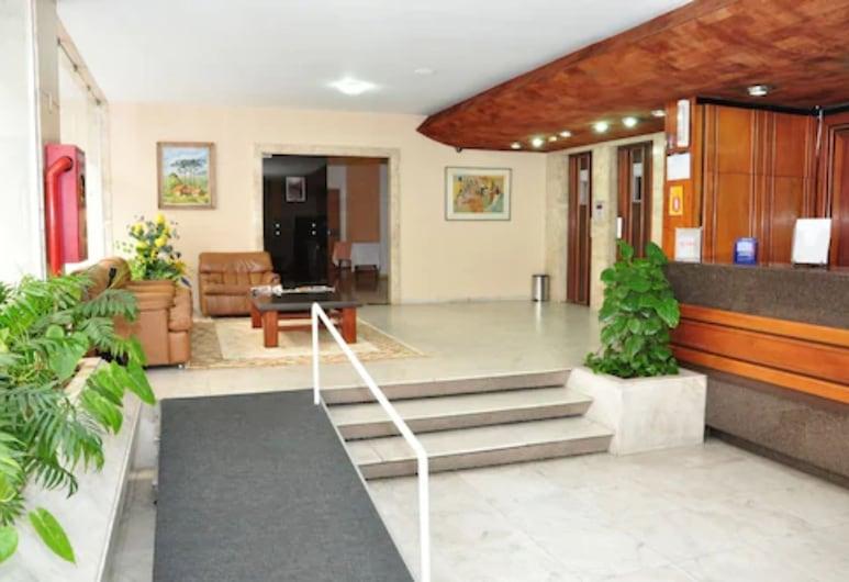 Hotel San Martin, Curitiba, Resepsjon