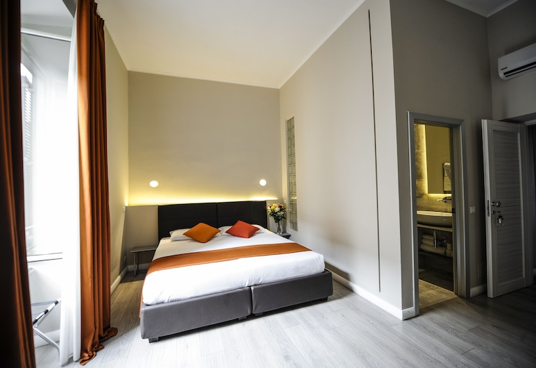 The Roman Empire Guesthouse, Rome, Superior Double or Twin Room, Private Bathroom, Guest Room