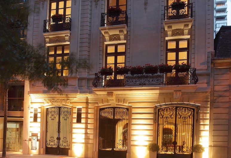 Algodon Mansion, Buenos Aires, Hotelfassade