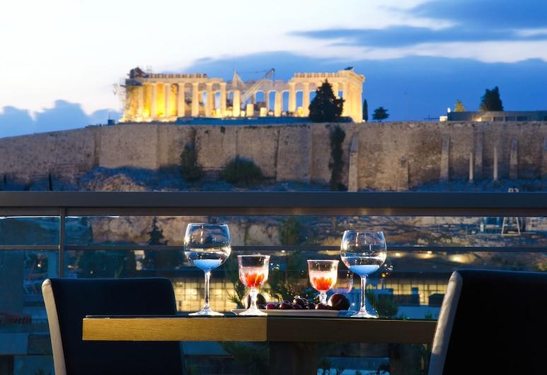 Acropolis Ami Boutique Hotel, Atena, Hotelski bar