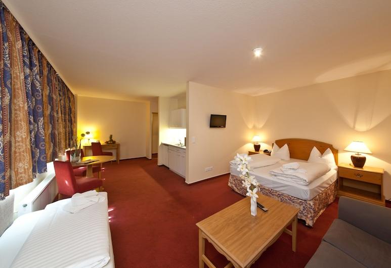 哈格曼漢堡哈芬酒店諾福姆飯店, 漢堡, 公寓, 客房