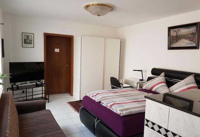 Hotel Goethe, Cologne, Phòng 2 giường đơn Tiêu chuẩn, Bếp tại phòng