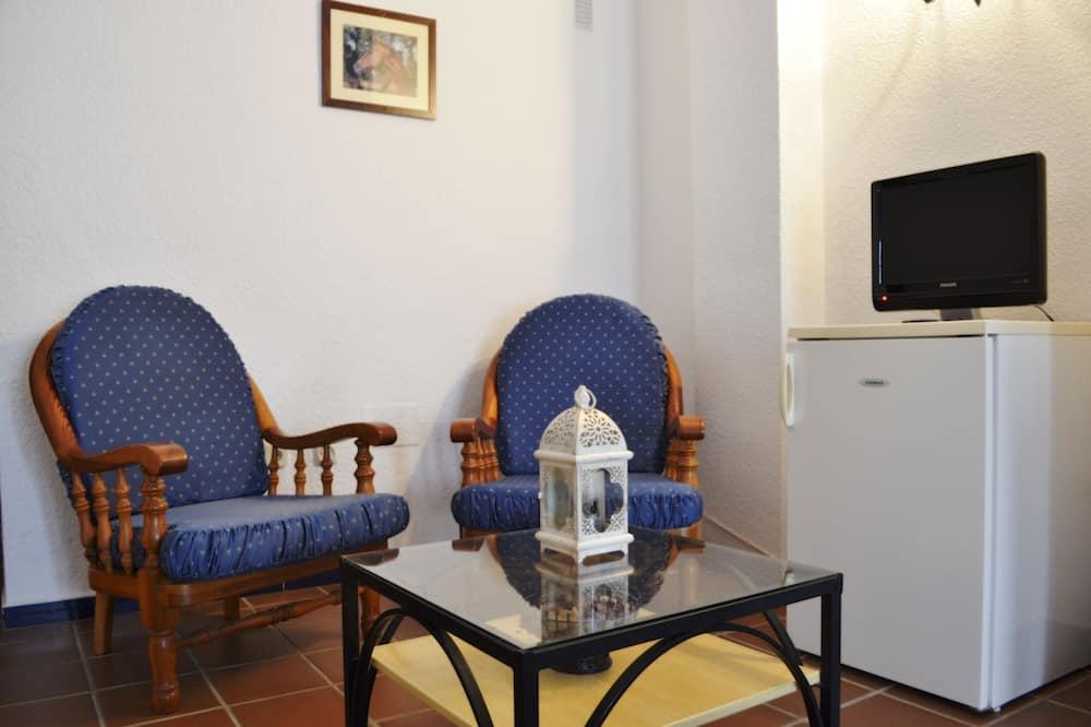 Δίκλινο Δωμάτιο (Double ή Twin) - Καθιστικό