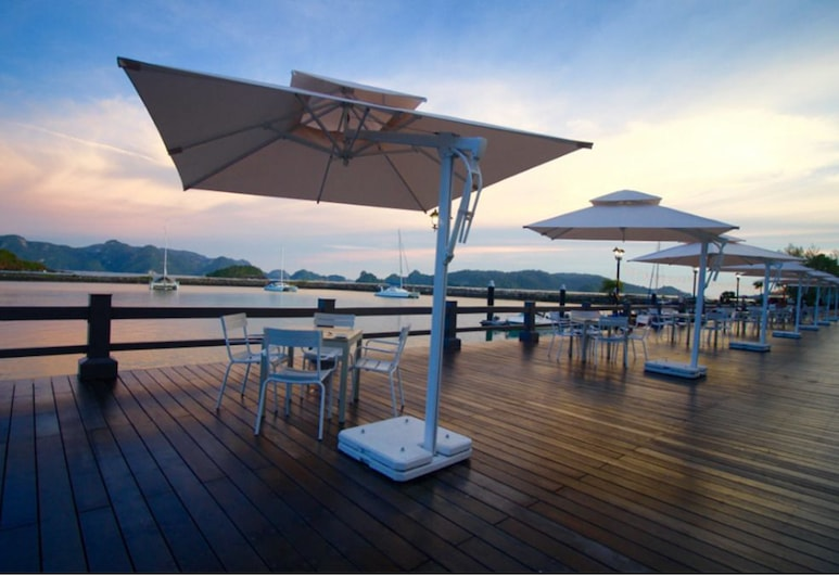 Resorts World Langkawi, Langkawi, Terrazza/Patio