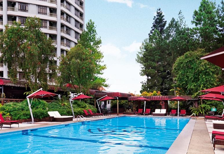 Resorts World Awana, Genting Highlands, בריכה חיצונית
