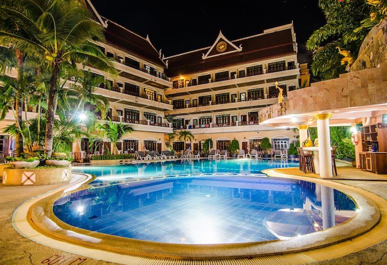 Tony Resort, Patong, Outdoor Pool