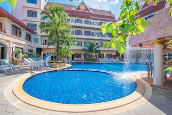 Familiehoteller i Patong