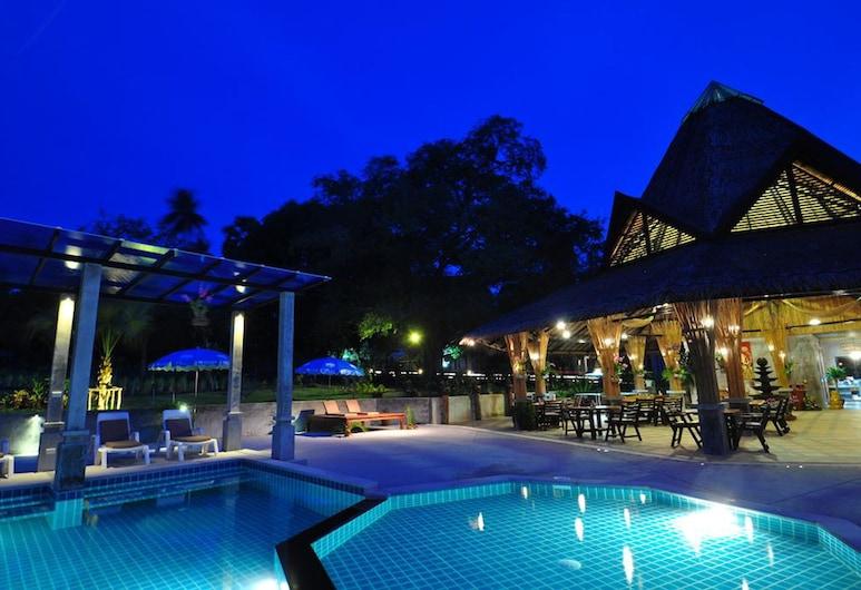 蘇梅島甜蜜塔拉別墅, 蘇梅島, 室外泳池