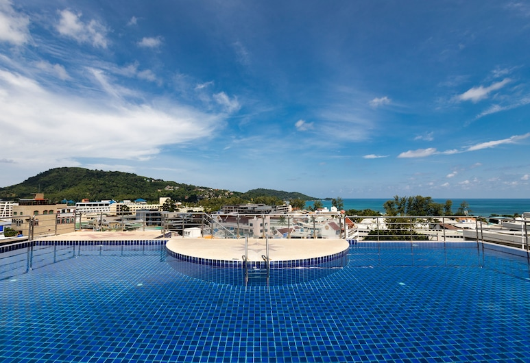Amata Patong, Patong, Rooftop Pool