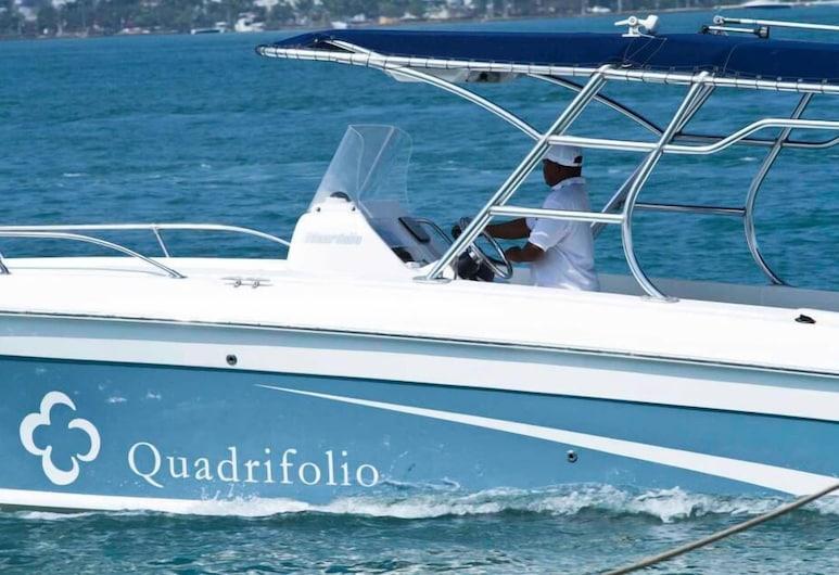 Hotel Quadrifolio, Cartagena, Boating