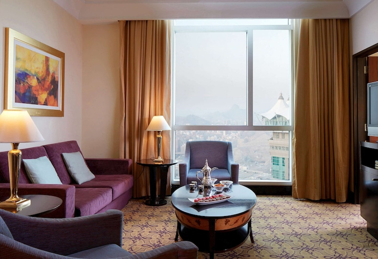 Hotel Pullman ZamZam Makkah, Mecca, Presidential Suite, Multiple Beds, City View, Guest Room